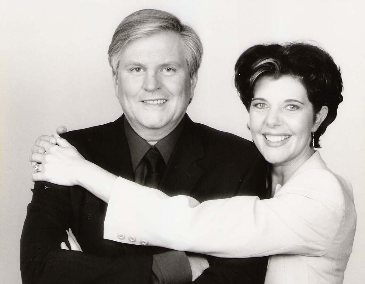 Bob Robertson and Linda Cullen